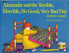Alexander and the Terrible, No Good, Bad Day