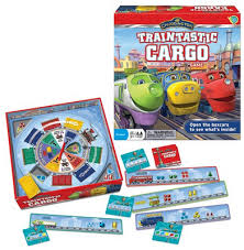Chuggington Traintastic Cargo